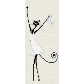 Танцовщицы -3 Набор для вышивания Овен 455