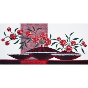Композиция с вазами №2 Набор для вышивания Овен 604