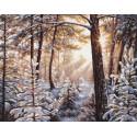 Мороз и солнце Набор для вышивания Овен 1166