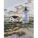 Береговой маяк Набор для вышивания Овен