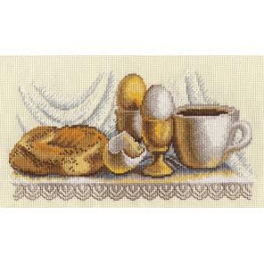 Завтрак Набор для вышивания Овен 586
