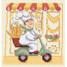 Веселый повар-3 Набор для вышивания Овен