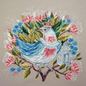 Восточная Сиалия Набор для вышивания Марья Искусница