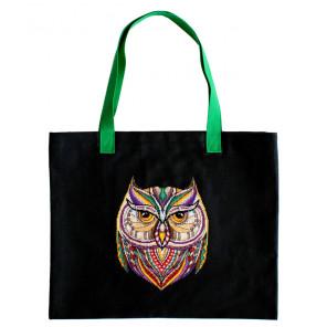 Сова Набор для создания сумки Марья Искусница