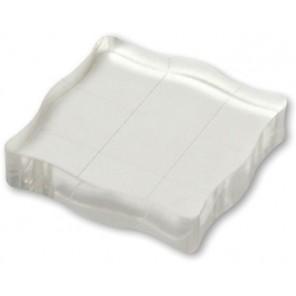 Блок 7,8х9см для силиконовых штампов Stamperia