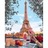 Идеальный ужин Раскраска картина по номерам на холсте PK30068