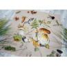 Фрагменты Белые грибы Набор для вышивания Марья Искусница