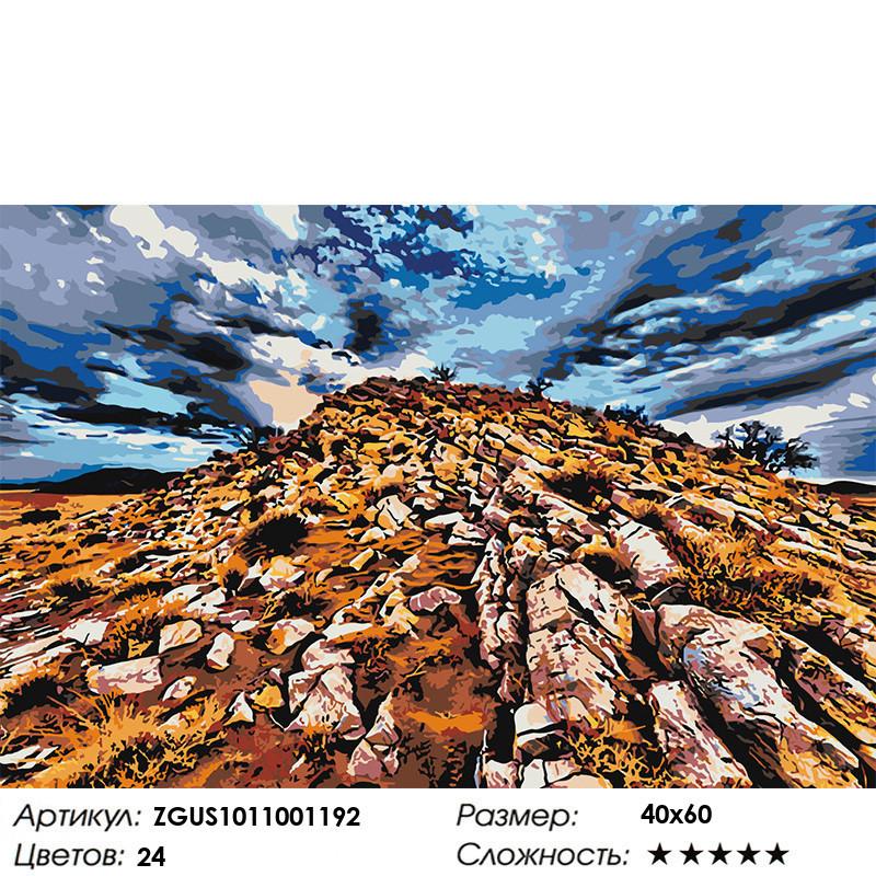 ZGUS1011001192 Место силы Раскраска картина по номерам на ...