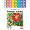 Бабочки и цветок Алмазная вышивка мозаика Белоснежка
