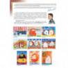 Ромашки Раскраска картина по номерам на картоне Белоснежка