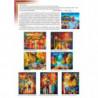 Очарование Раскраска картина по номерам на картоне Белоснежка