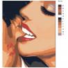 Раскладка Шепот Раскраска картина по номерам на холсте RO118
