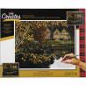Внешний вид упаковки коробки Осенние отражения Autumn Reflections Раскраска картина по номерам Plaid