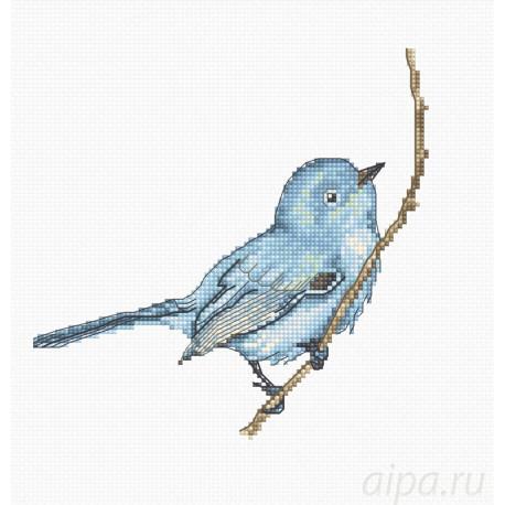 Певчая птица Набор для вышивания Luca-S B1158