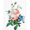 Букет c розами Набор для вышивания Luca-S