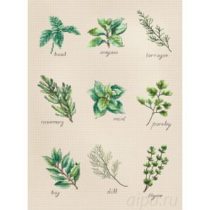Специи и травы Набор для вышивания Luca-S B2346