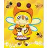Бабушка пчела Набор для вышивания Риолис 0055РТ
