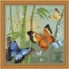 В рамке Бабочки Набор для вышивания Риолис 1336