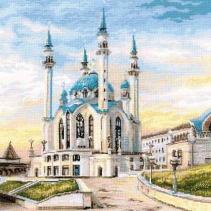 В рамке Кул Шариф Набор для вышивания Риолис 1367