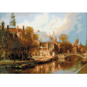 Амстердам. Старая церковь св.Николая Набор для вышивания Риолис 1189