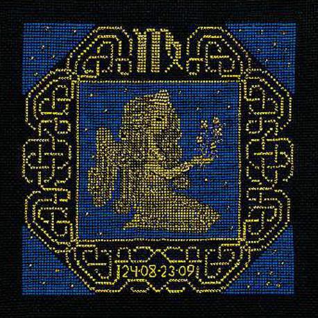 Дева Набор для вышивания Риолис 1206
