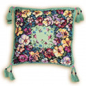 Анютки Набор для вышивания подушки Риолис