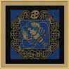 В рамке Рак Набор для вышивания Риолис 1204