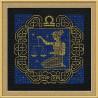 В рамке Весы Набор для вышивания Риолис 1207