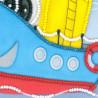 Фрагмент Кораблик Набор для вышивки бисером Риолис