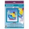 Упаковка Кораблик Набор для вышивки бисером Риолис