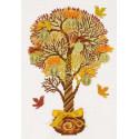 Денежное дерево Набор для вышивания Риолис