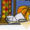 3_2 Осеннее окошко Набор для вышивания Риолис