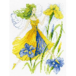Фея солнечного дня Набор для вышивания Риолис 1563