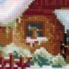3_2 Сербское село Набор для вышивания Риолис