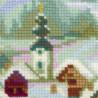4_2 Сербское село Набор для вышивания Риолис