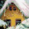 5_2 Сербское село Набор для вышивания Риолис