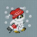 Снежок Набор для вышивания Риолис
