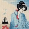 2_2 Светлая луна Набор для вышивания Риолис