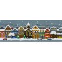 Рождественский город Набор для вышивания Риолис 1683