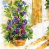 2_2 Прованская улочка Набор для вышивания Риолис