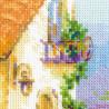 4_2 Прованская улочка Набор для вышивания Риолис