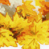 3_2 Осенние каникулы Набор для вышивания Риолис