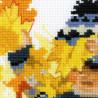 5_2 Осенние каникулы Набор для вышивания Риолис