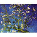 Цветущий миндаль Набор для вышивания Риолис 1698