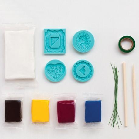 Рамки и бордюры Набор полимерной глины для начинающих Марта Сюарт Martha Stewart
