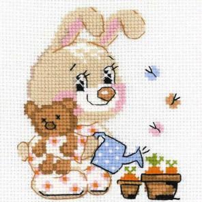 1_2 Огород понарошку Набор для вышивания Риолис