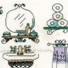 2_2 Интерьер ванной комнаты Набор для вышивания Риолис