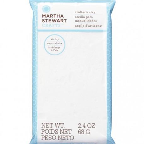 Белая Полимерная глина Марта Сюарт Martha Stewart