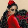 2_2 Танцовщица Набор для вышивания Риолис