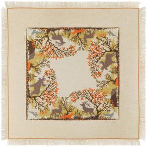 В рамке Лесные животные Набор для вышивания салфетки Риолис 1739